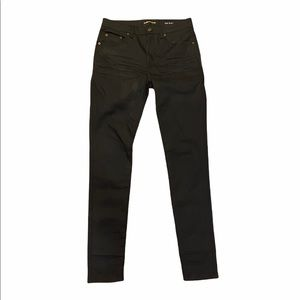 Saint Laurent Mens Black Skinny Jeans